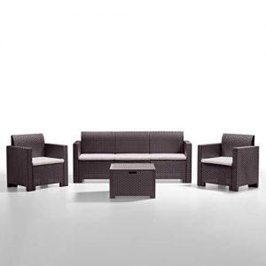 Set di mobili da giardino