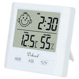 Termometri per orologi