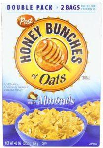 Cereali ad alto tasso di fibre