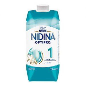 Latte artificiale liquido